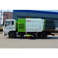 干式扫路车-供应北方HYS5161TSLE5型干湿两用扫路车4.0L