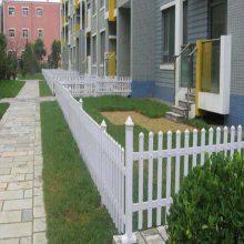 广西北海田东幼儿园围墙护栏批发商庭院护栏pvc塑钢厂家可定制
