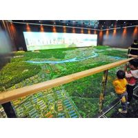 ldrk互动地图沙盘系统搭建