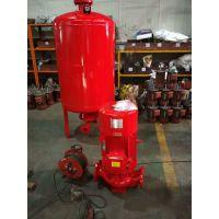 标准消防泵 消防能包通过XBD3.2/45-100L自喷给水泵 厂家稳压泵