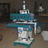 供应元成创立卧多头钻 双排钻孔机 多轴排钻 佛山木工钻孔机厂家