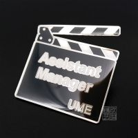 电影拍摄道具胸针,金属腐蚀烤漆滴胶徽章制作,欣旺工艺制品