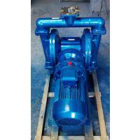 安阳新型隔膜泵DBY-65铸铁四氟