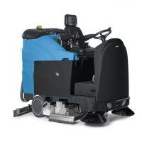 市政道路清扫用驾驶式扫地机洗扫一体机菲迈普SMG130