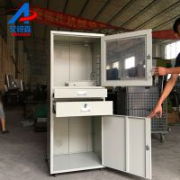 工业用电脑柜-深圳工业电脑柜-工厂电脑柜厂家