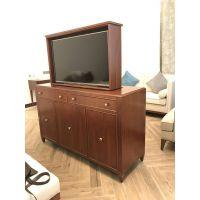 供应优质酒店电视自动升降优质隐藏柜加工定制