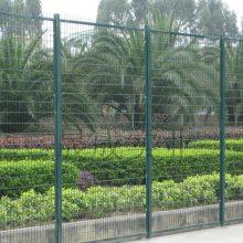 深圳发电站外围防护网 汕头公路边绿化围栏网 包塑铁线隔网厂家直销