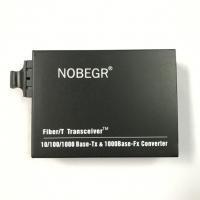 千兆单模单纤收发器 型号:NF-GS01A-B