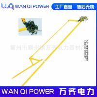 绝缘钢芯铝绞线剪刀 绝缘手动电缆剪刀 LGJ300绝缘电缆剪