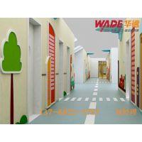 广州幼儿园楼梯设计公司有哪些 幼儿园外部装修