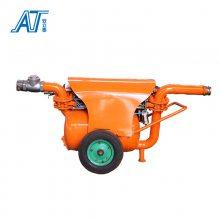 贵州气动清淤泵 矿用排沙排污泵 移动灵活方便 QYF系列