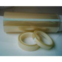 高温透明硅胶自粘带 电镀遮蔽胶带