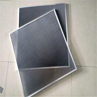 英晖雄光触媒滤网除甲醛空气净化器光催化活性铝基滤网10MM厚