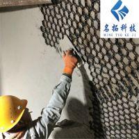 篦冷机风管专用名拓耐高温高强抗冲击耐磨胶泥 耐磨涂料施工