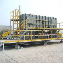富宏元济南催化燃烧案例现场反馈 废气处理设备