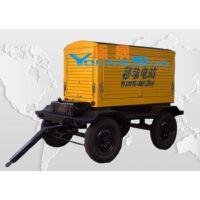 咏晟移动式发电车 100kw柴油发电机 低油耗 高效率柴油发电机
