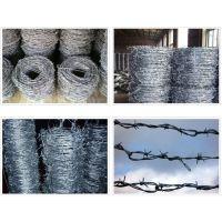 安平孟业厂家直销果园园林带刺铁丝网 刺绳防护网 刺滚儿铁蒺藜