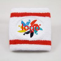 工厂订做运动护腕跑步健身护手腕篮球足球护具礼品订制LOGO