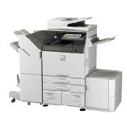 广州彩色复印机租赁,夏普DX2508NC全新彩色复印机出租,双面输稿器,A3 彩色机器