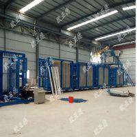 欧亚德专业提供墙板生产线
