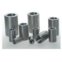 中铁三局银西高铁项目采购钢筋直螺纹钢筋套筒 连接套筒 套管