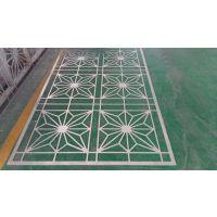 泰州市2.5-3个厚蜘蛛网型镂空铝单板广东德普龙制作厂家