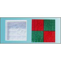250x250x40彩砖模盒_塑料彩砖模盒_腾毅制造