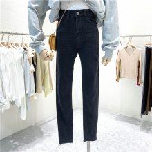 成都便宜牛仔裤夏季时尚百搭新款女装裤子高腰牛仔裤批发5元以下小脚裤清货