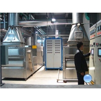 供应航大科技隧道式工业微波烘干设备(HDW2008)
