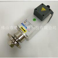 GTW高速切割电机|夹锯片电机|铝材塑胶铜管玻璃锯切马达6000转3.0KW