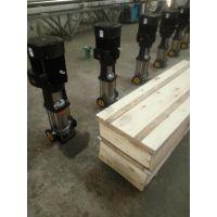 深圳农田灌溉立式管道泵 不锈钢 QDL4-30 0.55KW 众度泵业
