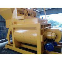 厂家供应郑州盛隆JS1000混凝土搅拌机