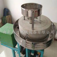 寻面粉石磨机样式多样 价格透明 鼎达牌石磨磨粉机
