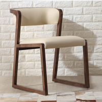 订做惠州餐饮椅子工厂,中式现代实木餐椅,北欧风格椅子定制