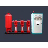 阆中全自动变频调速恒压消防供水设备 多级消防泵的具体说明