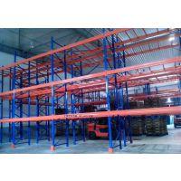 上海里合专业供应托盘货架产品:横梁式托盘货架优质供应