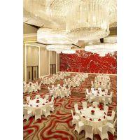 郑州阻燃耐水洗地毯 美观大方酒店私人会所宴会影城满铺地毯