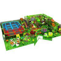 定制儿童乐园淘气堡电动设 波波池木质大滑梯游乐场设备 儿童玩具设备