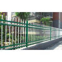 【小区锌钢护栏】-社区围墙护栏