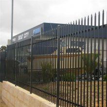 围墙栅栏多少钱一米 锌钢围栏护栏 铁艺栏杆
