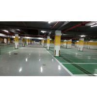 济南青岛日照威海交通设施 车位划线 地下停车场环氧地坪 道路划线