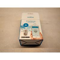 供应优质白卡4色印刷 电子数码产品包装纸盒 定制小家电包装盒