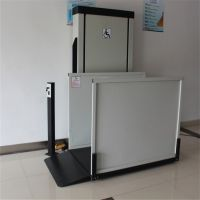 4米残疾人轮椅升降平台 轮椅升降机 液压无障碍残疾人升降平台