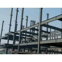 滕州学校多层教学楼钢结构工程 山东装配钢结构建筑公司