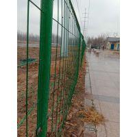 公路护栏网哪里有卖 河北万宇丝网制品厂 供应全国护栏网 隔离栅栏 防护围栏