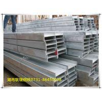 湖南国标热镀锌工字钢厂家18373186517_工字钢现货价格