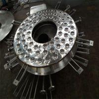 颗粒状物料干燥机PLG盘式干燥机 厂家供应鲁干牌盘式连续式烘干机