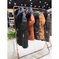黑龙江附近哪有羽芮品牌冬季女式羽绒服货源批发?便宜羽绒服货源
