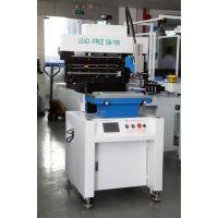 深圳威力达厂家可定做非标类印刷机 半自动锡膏印刷机设备