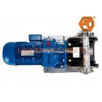 [厂家直销]边锋泵业固德牌DBY3-25APFFF电动隔膜泵污水排污泵